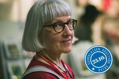 Positiivisin Käsityöyrittäjä -ehdokas: Hannele Rusila