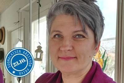 Positiivisin Käsityöyrittäjä -ehdokas: Marjaana Laajakoski