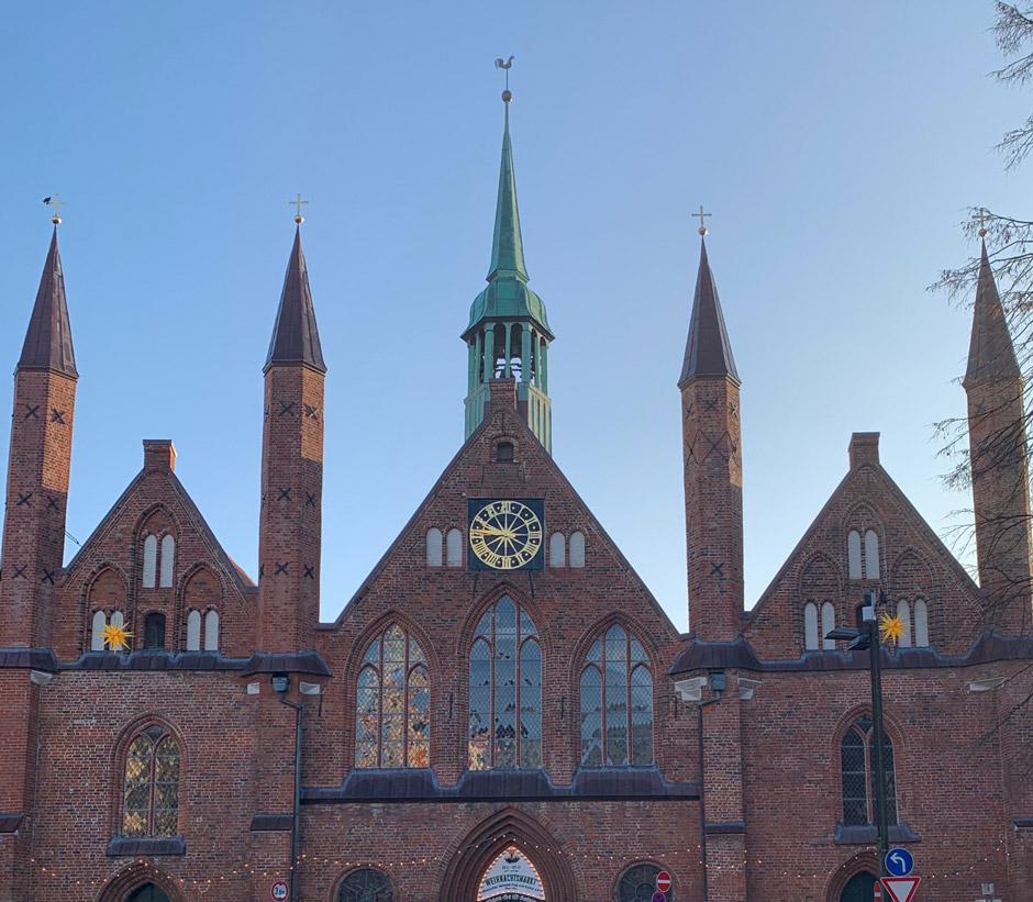Heiligen Geist Hospital – Pyhän Hengen sairaala Lyypekissä